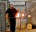 An unlikely glass master