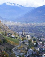 Aosta Valley views