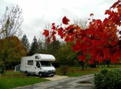 Autumn in Taninges