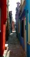 Burano alley