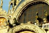 Galloping atop St Mark's Basilica