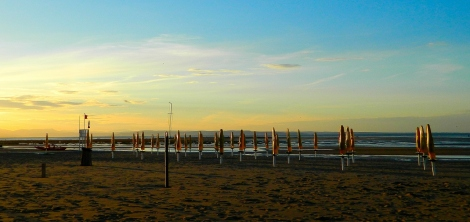End of the season at L'Isola del Sole