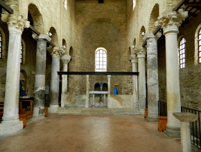 Inside Santa Maria