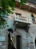 Juliet's 'house'
