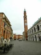 Palladian Basilica in Piazza dei Signori