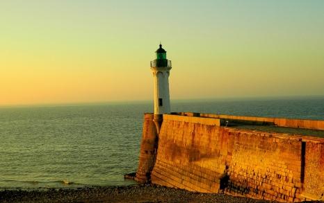 Saint-Valery-en-Caux lighthouse
