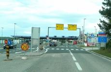 Slovenian border