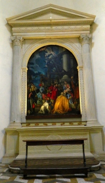 Veronese's Adoration of the Magi