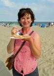 Beach breakfast - Polish style!