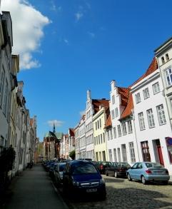 Behind Marienkirche