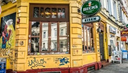 Viertel graffiti