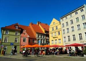 Der Neue Markt, Stralsund