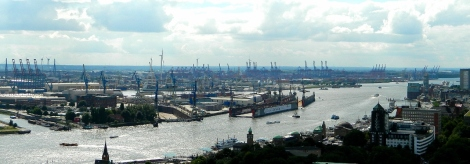 Hamburg's Docklands