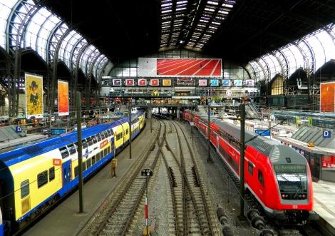 Hamburg Bahnhof