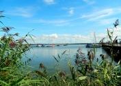 Jamno Lake in Mielno