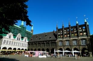 Lübeck Marktplatz