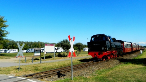 'Molli' the Mecklenburgische Bäderbahn