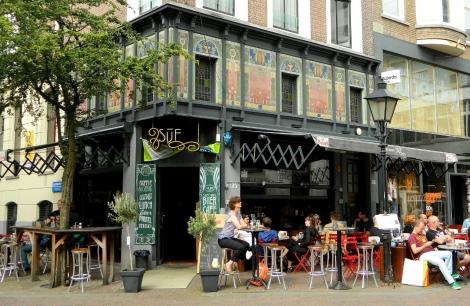 Oude Binnenweg jazz street