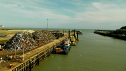 Portside in Newhaven