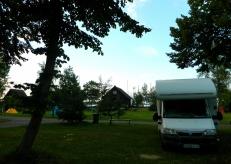 Szczecin marina camp