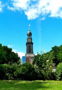 St Micheliskirche tower