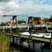 Steinbecker bridge at Greifswald Wieck