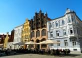 Stralsund's Alte Markt