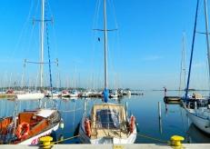 Szczecin marina