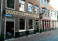The Rossebuurt - red light district