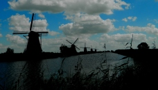 Windmills and shadows