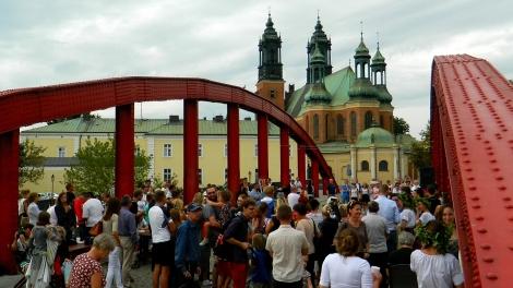 Bridge music and cake festival