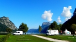 Ebensee aire - home for two nights