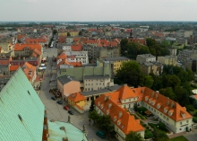 From the top of the tower