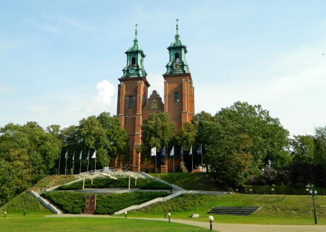 Gniezno Cathedral, where Polish Kings were crowned