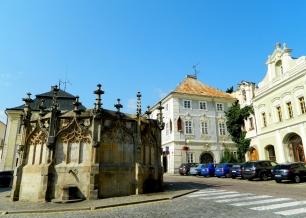 Kutná Hora fountain