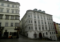 Linz old town