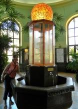 Neo-Baroque pumproom