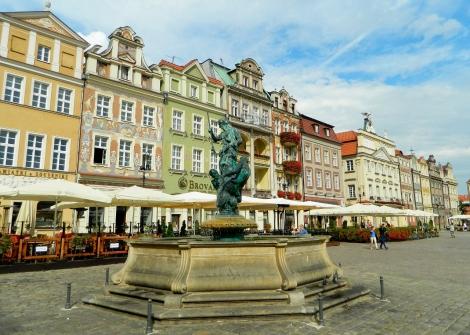 Poznań's Stary Rynek
