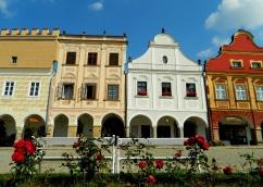 Renaissance frontage
