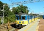 SKM train to Gdańsk
