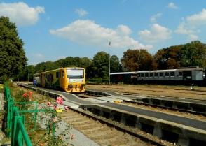 Train to Sedlec