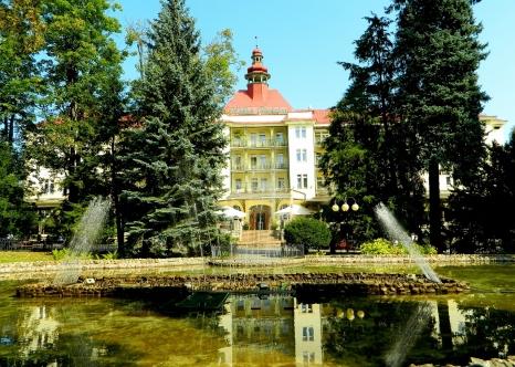 Wielka Pieniawa Spa Fountains