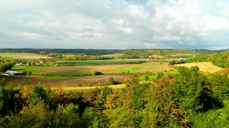 Autumn in Aisne