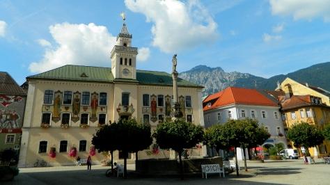 Bad Reichenhall old town