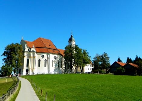 Dominikus Zimmerman's Wieskirche