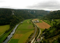 Donau down below