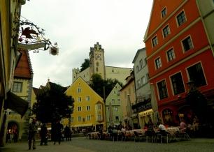 Evening at Füssen