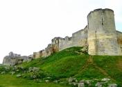 Fortress Coucy le Château