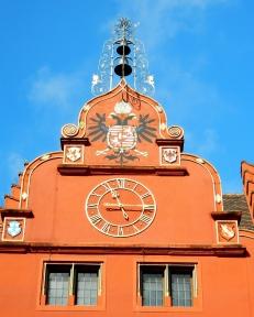 Freiburg Rathaus