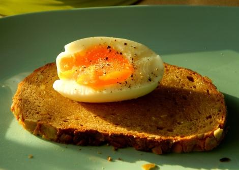 Heavenly breakfast